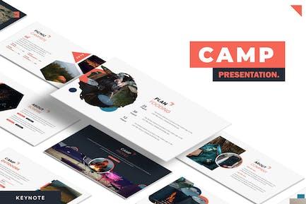 Camp - Keynote Template