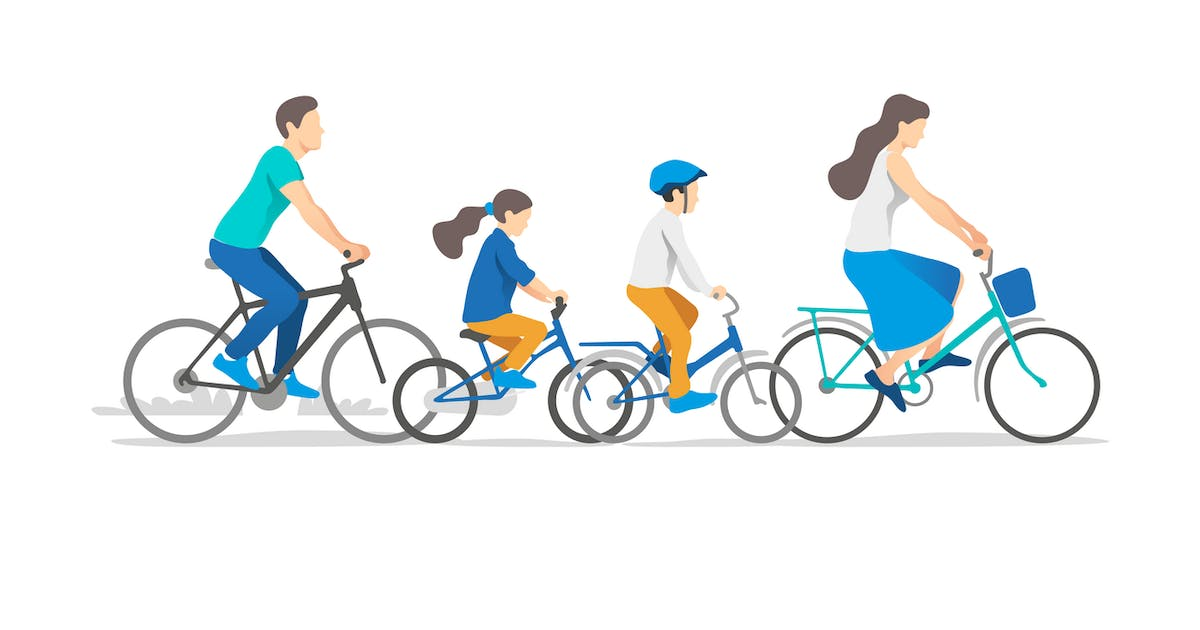 Download Active Family Vacation on Bicycles by Faber14