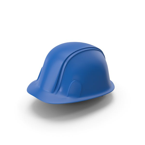 Hard Hat Azul