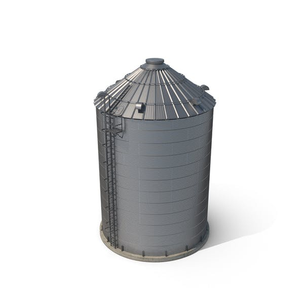 Thumbnail for Farm Grain Storage Bin