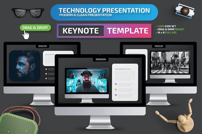 Thumbnail for Technology Keynote Presentation