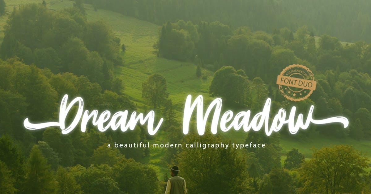 Download Dream Meadow Font by khurasan