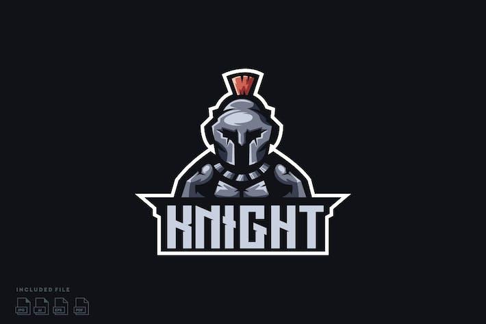 Thumbnail for Knight - E-Sport Logo Design Vector