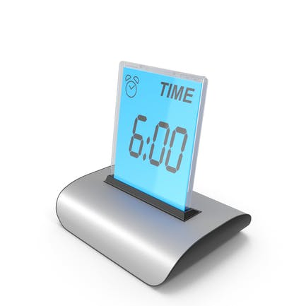 Электронный часы