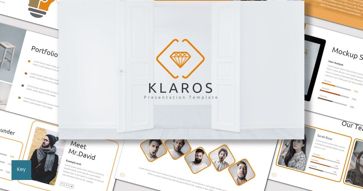 Klaros - Keynote Template by inspirasign