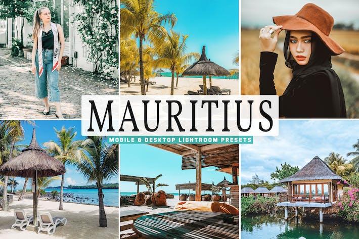 Thumbnail for Пресеты Lightroom для мобильных ПК и настольных ПК Маврикия