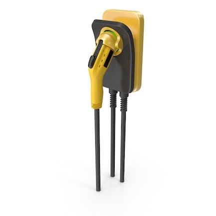 Electric Car Charging Plug Generic