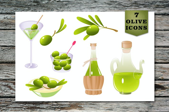 Thumbnail for Green Olives and Olive Oil