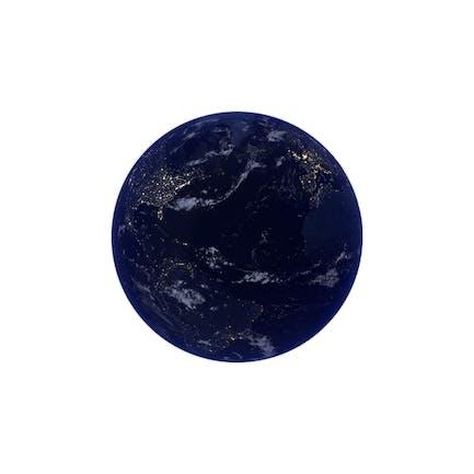 Nacht Erde