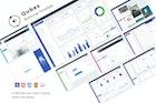 Qubis - Multipurpose Bootstrap Admin Template