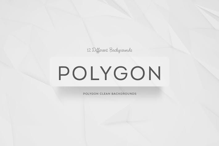 Thumbnail for Polygon Clean Backgrounds