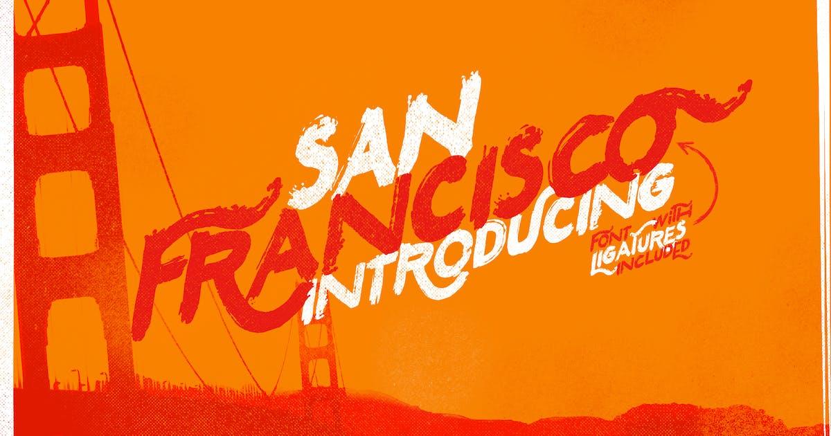 Download San Francisco Font by LeoSupply