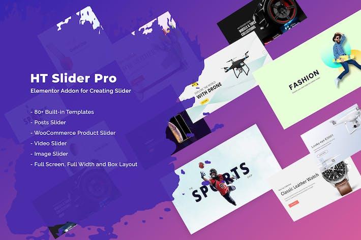 Thumbnail for HT Slider Pro For Elementor