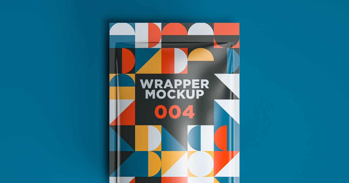 Download Wrapper Mockup 004 by traint