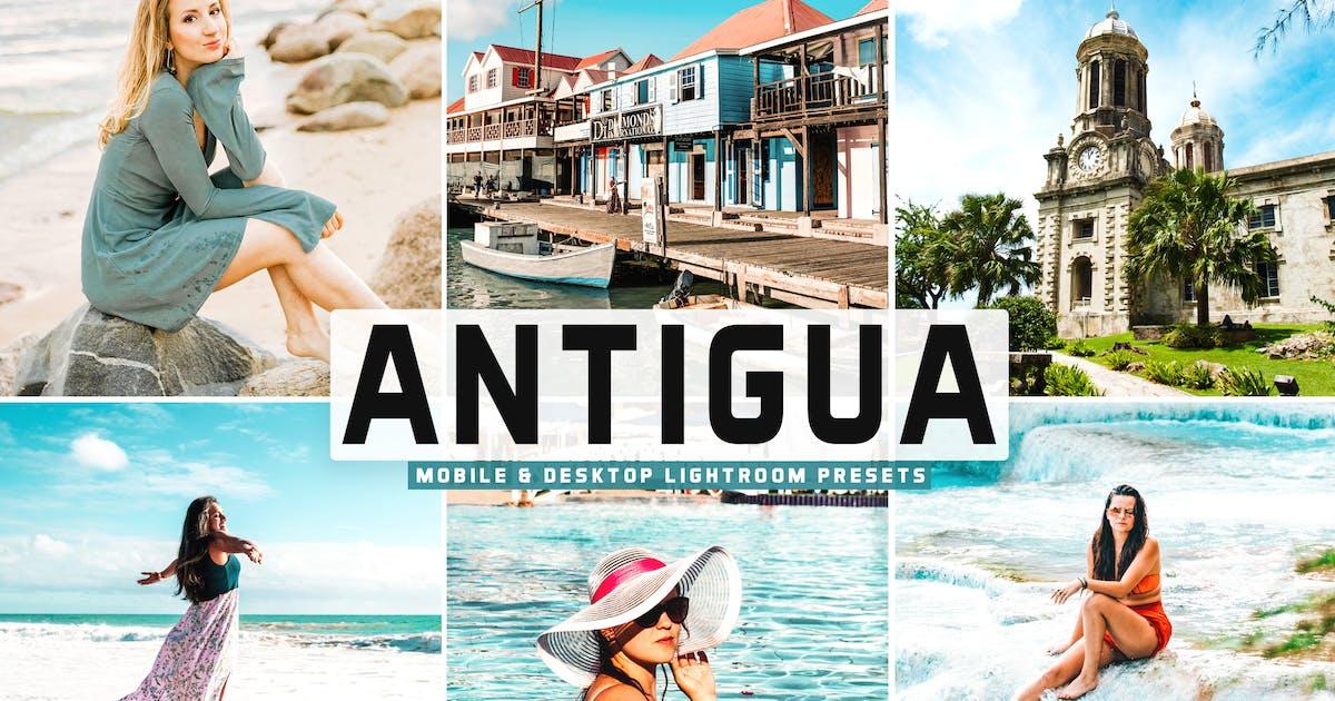 Download Antigua Mobile & Desktop Lightroom Presets by creativetacos