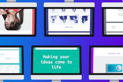 Axala – Creative Studio Portfolio Template
