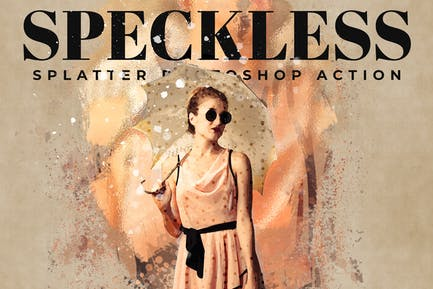 Speckless - Splatter PS Action