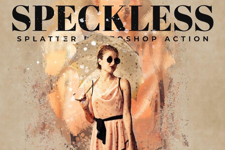 Speckless - Брызги PS Действие