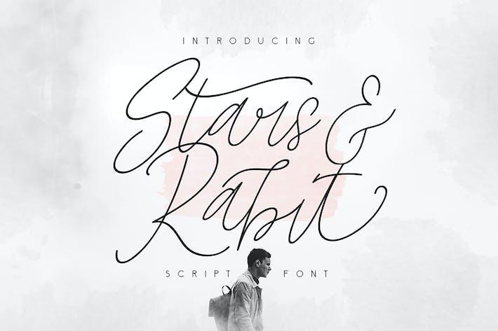 Thumbnail for Stars & Rabit Script