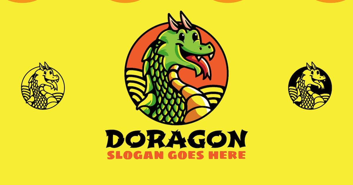 Download Doragon Mascot Logo by vincentllora