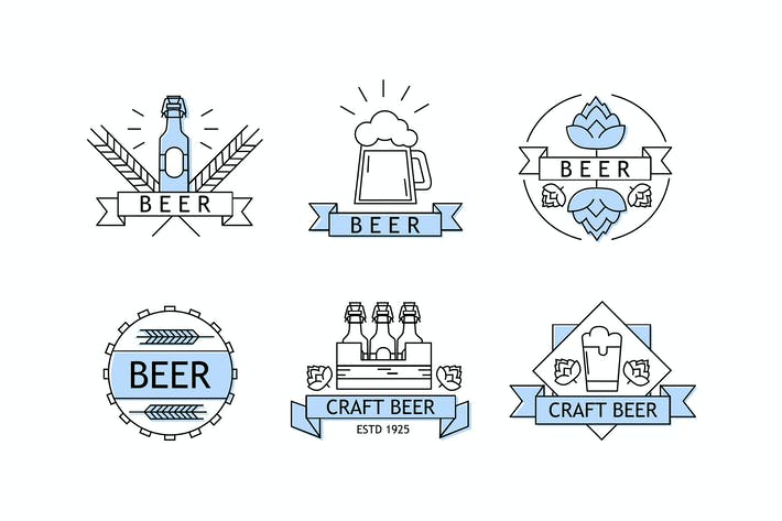 Thumbnail for Brewery Badges