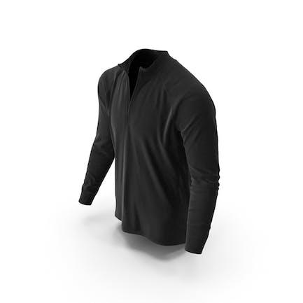 Mens Pullover Black
