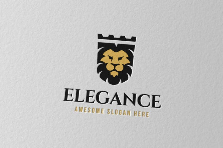 Thumbnail for Elegance Logo