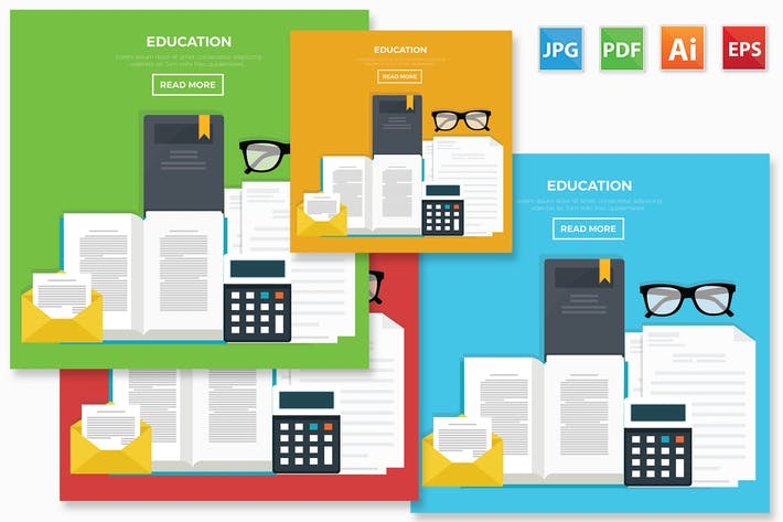 Thumbnail for Education design