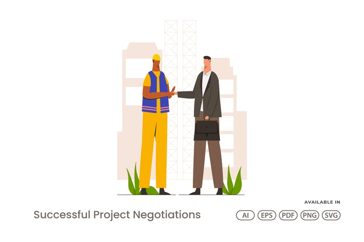 Thumbnail for Successful Project Negotiations