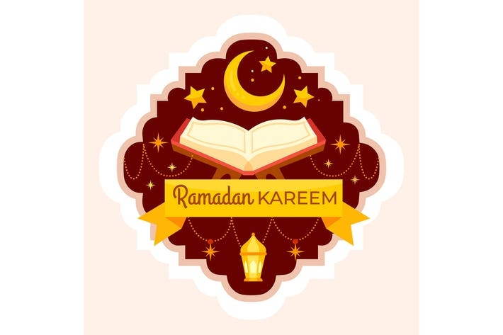 Thumbnail for Ramadan Kareem Quran Decor