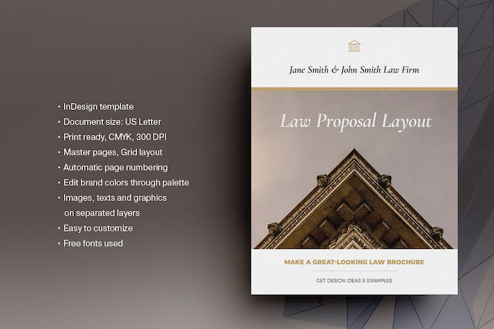 Thumbnail for Law Proposal Layout