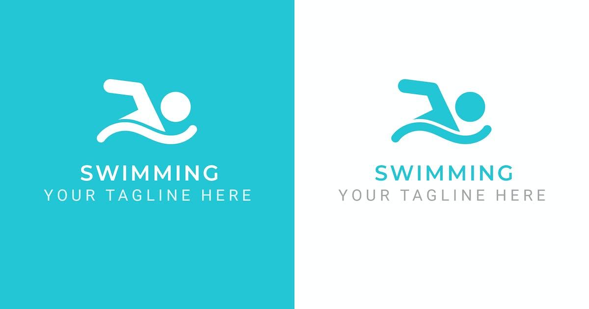 Download Swimming - Premium Logo Template by ThemeWisdom