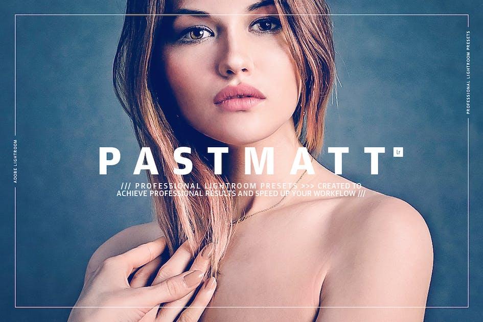 Download Pastel Matte Lightroom Presets by GOICHA