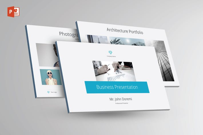 Thumbnail for POWERFULL - Multipurpose Powerpoint Template V4