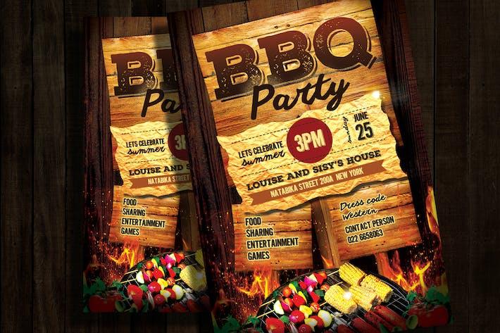 Thumbnail for Invitation BBQ