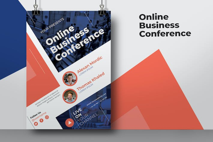 Thumbnail for Online Business Conference