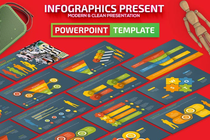 Thumbnail for Infographic Powerpoint Presentation