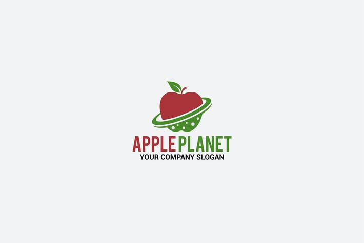Thumbnail for apple planet
