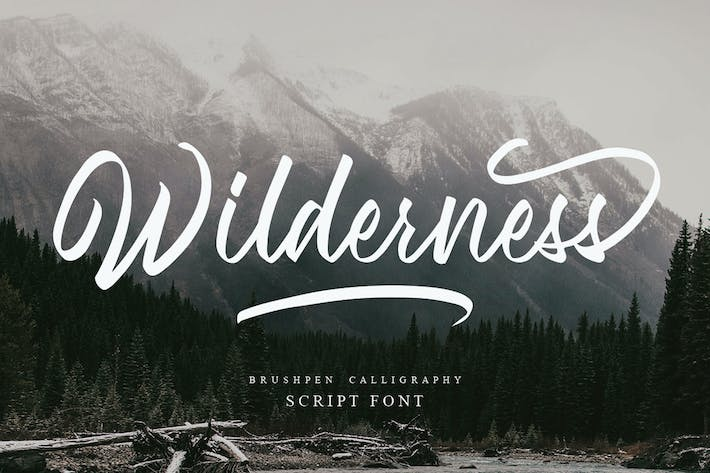 Cover Image For Wilderness Scipt MS