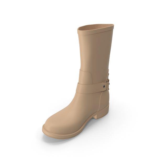 Women's Boots Beige