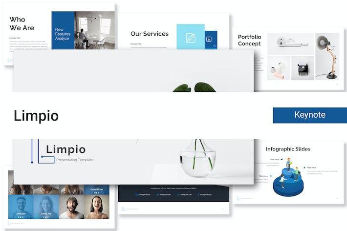 LIMPIO Keynote