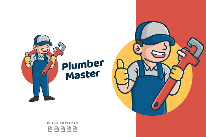 Thumbnail for Plumber Master Master cartoon