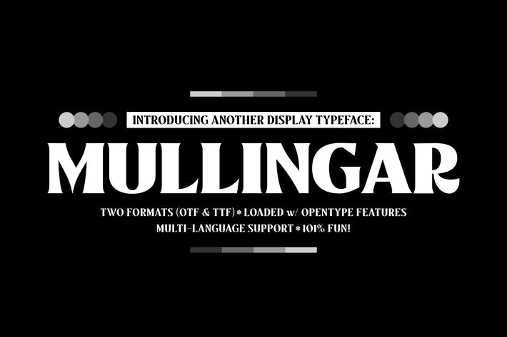Thumbnail for Présentoir Mullingar