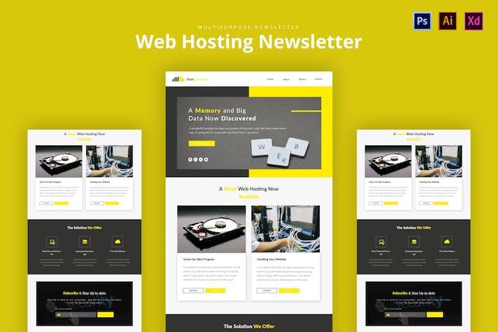 Web Hosting Newsletter