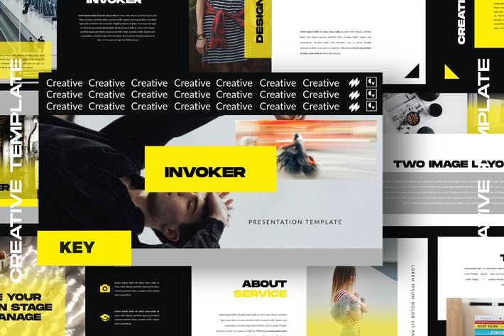 Thumbnail for INVOKER. - KEYNOTE URBAN Business Company