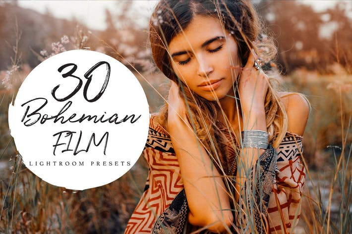 Thumbnail for Bohemian Lightroom Presets