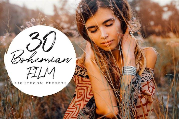 Thumbnail for Богемские Пресеты Lightroom