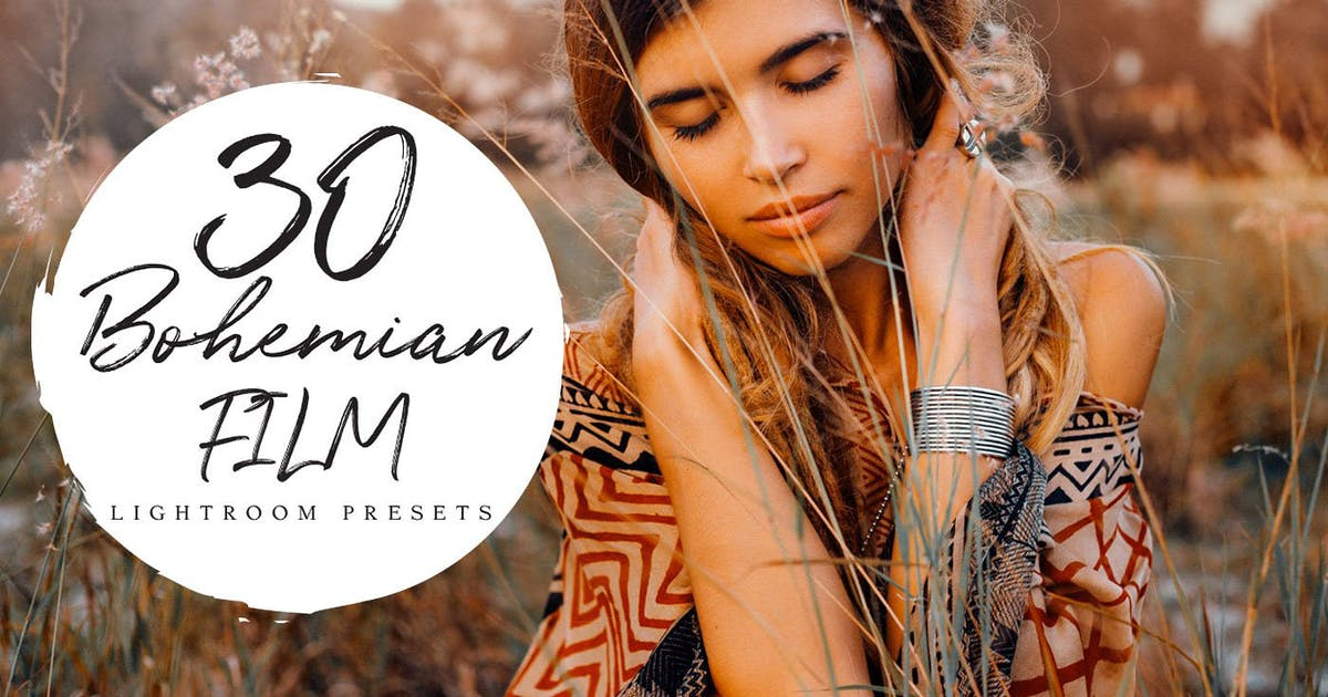 Bohemian Lightroom Presets by 2FX