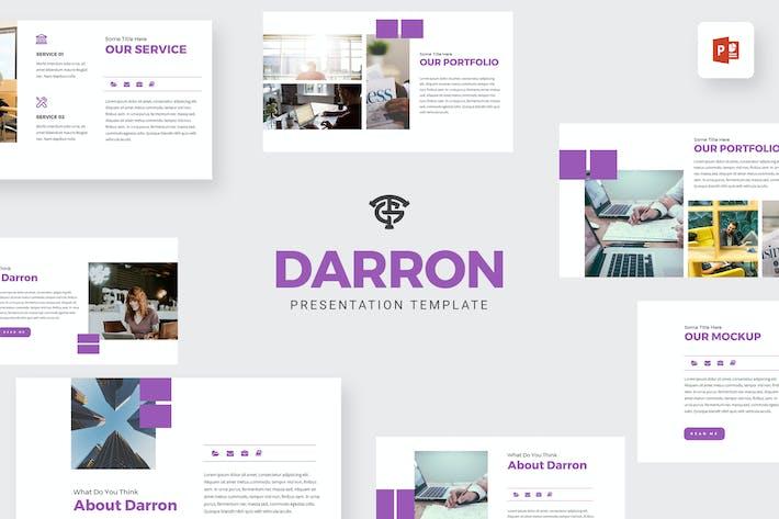 Thumbnail for Darron - Powerpoint