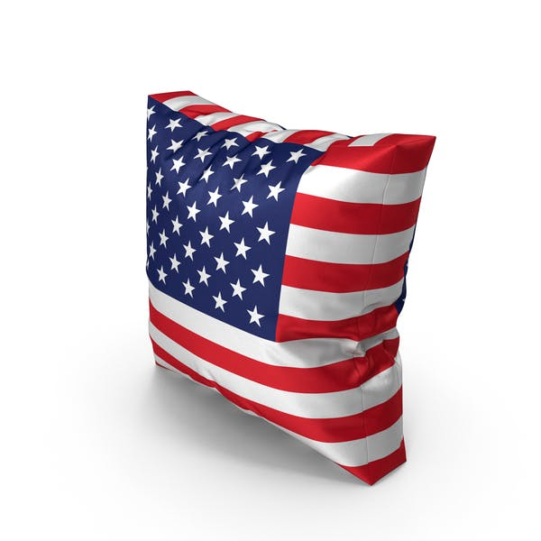Thumbnail for USA Pillow